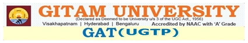 Gitam Admission Test (GAT) 2019, Engineering Entrance Exams