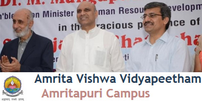 Amrita university ranks No 1 in swatchhta rankings
