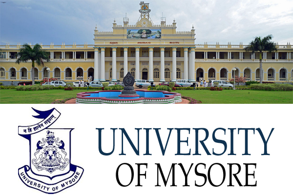 University of Mysore model question papers, download