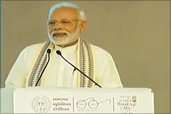 PM Modi inaugurates Sardar Vallabhbhai Patel Institue of Medical and Research in Ahmedabad