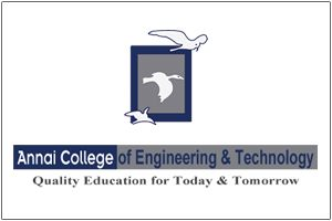 Image result for annai college of engineering logo