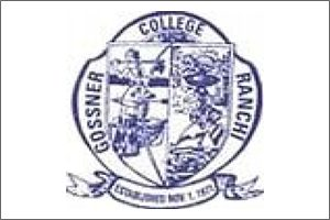 Gossner College Ranchi Ranchi Jharkhand India Group
