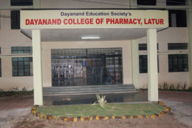 Dayanand College Of Pharmacy Latur Latur Maharashtra India Group Id Contact Address Phone Email Website Courses Offered Admission