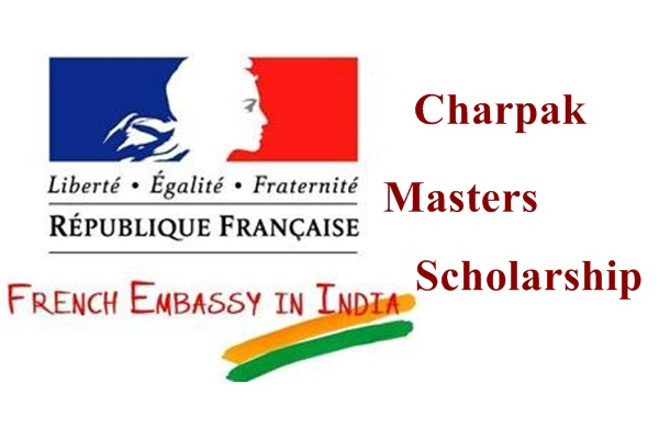 Charpak Masters Scholarship in France