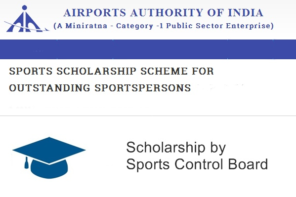 Airports Authority of India (AAI) Sports Scholarship Scheme