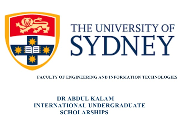 Dr Abdul Kalam International Undergraduate Scholarship