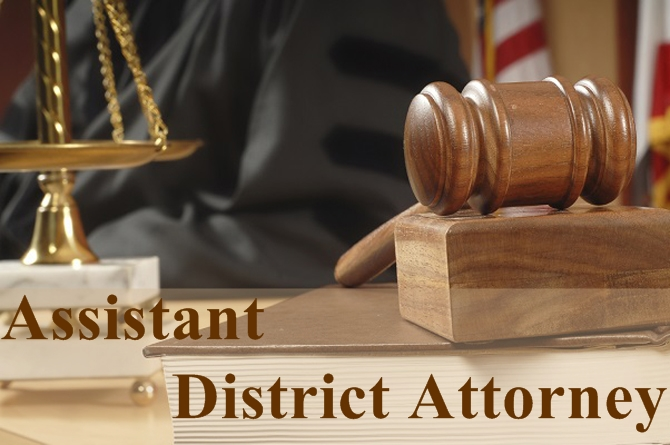 career as assistant district attorney   deputy district