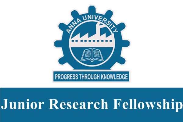 Anna University Chennai Junior Research Fellow Program