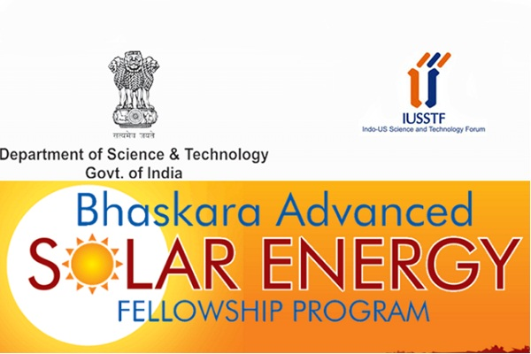 Bhaskara Advanced Solar Energy Fellowship and Intership Program
