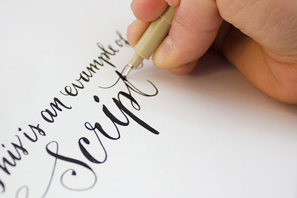 careers in calligraphy