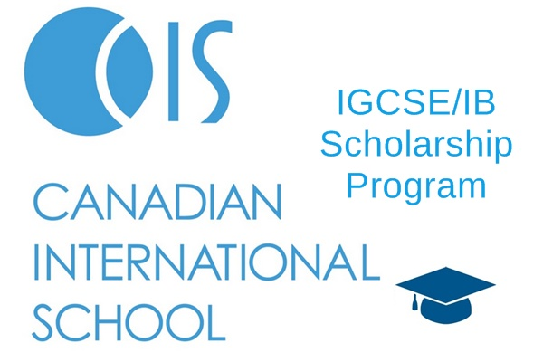 CIS - IGCSE/IB Scholarship Program