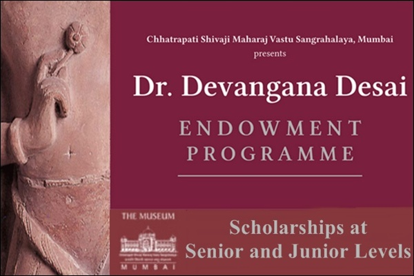 Dr. Devangana Desai Endowment Scholarships