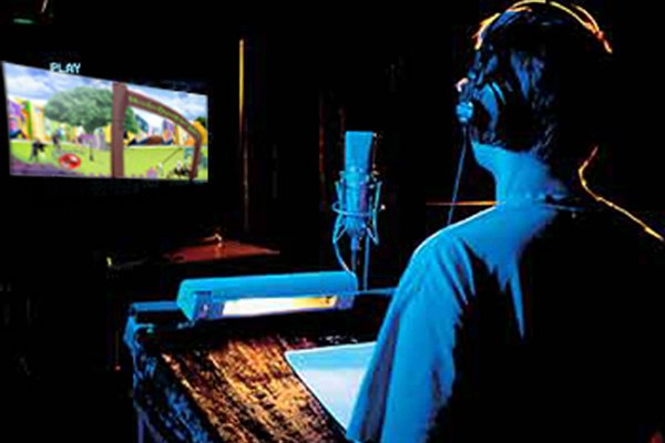 Dubbing/ Voice Over