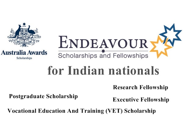 Endeavour Scholarships and Fellowships in Australia