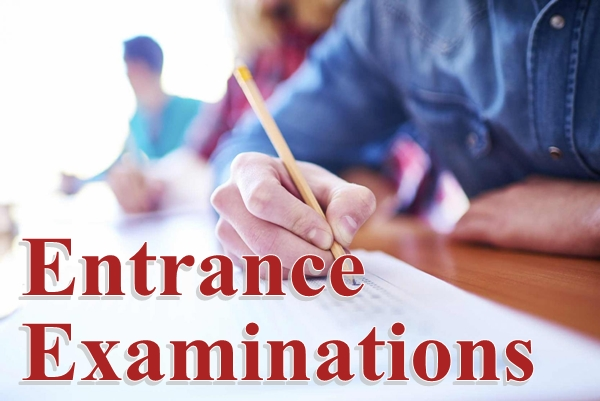 Statewise Entrance Examinations