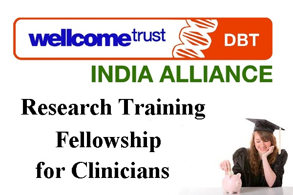Research Training Fellowship for Clinicians