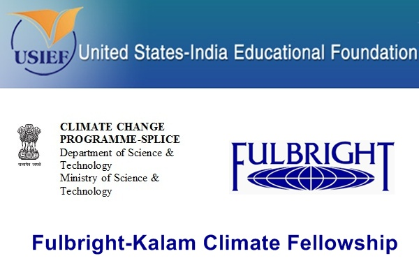 Fulbright-Kalam Climate Fellowship