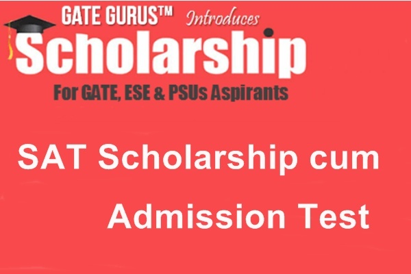 GATE GURUS Scholarship Test