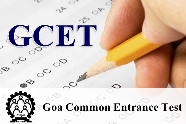 Goa Common Entrance Test (GCET)