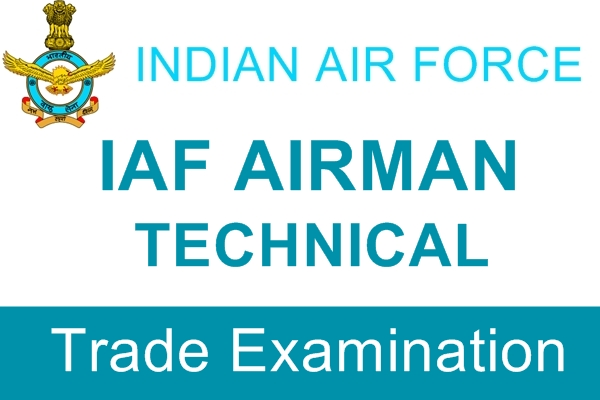 I.A.F. Airman Technical Trade Examination