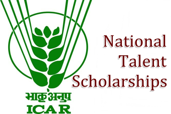 ICAR National Talent Scholarships