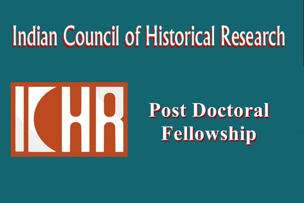 Indian Council of Historical Research Post Doctoral