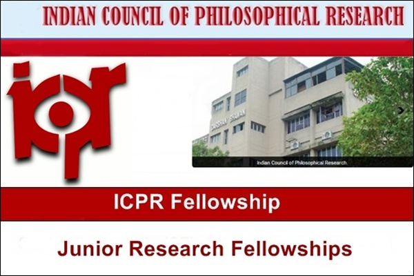 ICPR Junior Research Fellowship