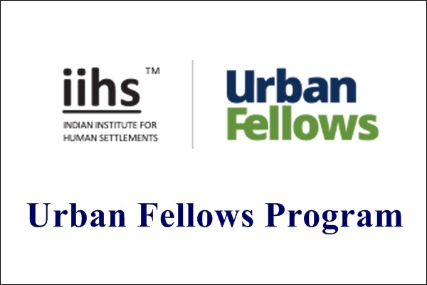IIHS Bangalore Urban Fellows Program