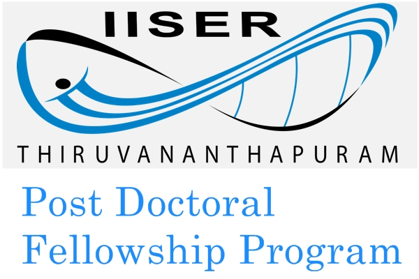IISER Post Doctoral Fellowship Program 2019, Fellowship by