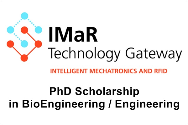IMaR Research Centre PhD Scholarship
