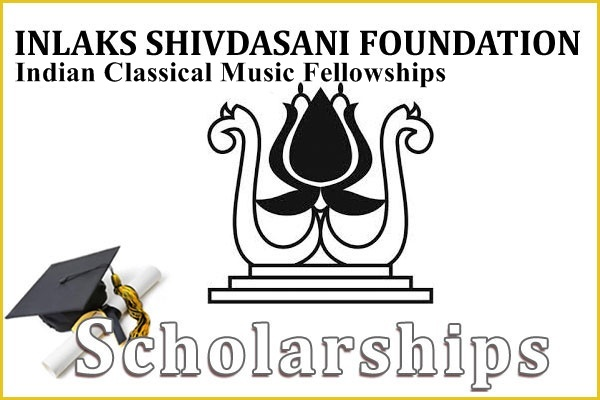 Inlaks Indian Classical Music Fellowships