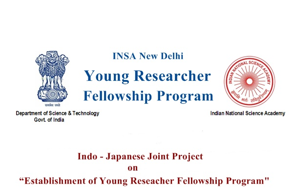 INSA New Delhi Young Researcher Fellowship Program