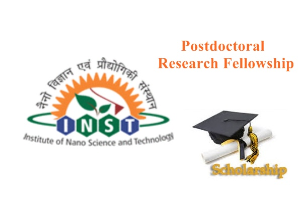 INST Mohali Postdoctoral Research Fellowships