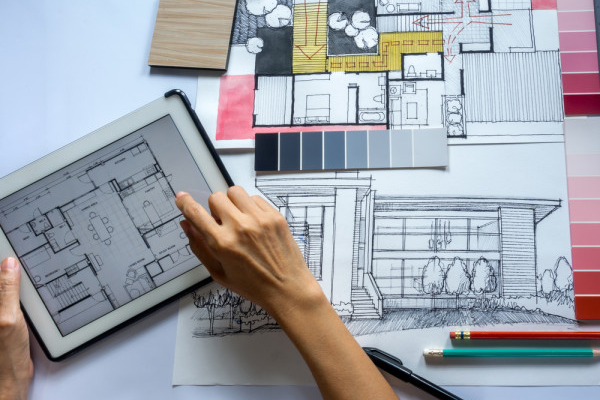 Educational qualification for interior designing careers for In house designer