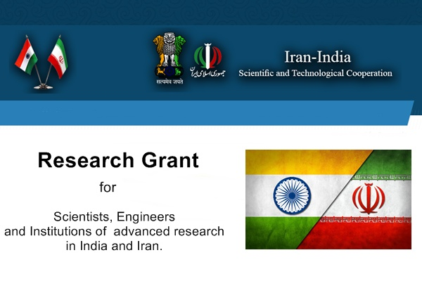 India-Iran Bilateral Scientific and Technological Cooperation Research Grant