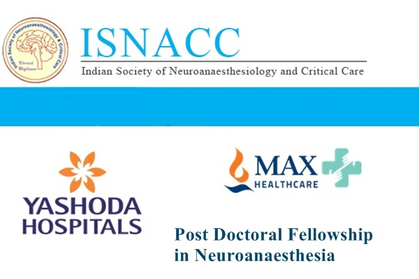ISNAAC Post Doctoral Fellowship in Neuroanaesthesia