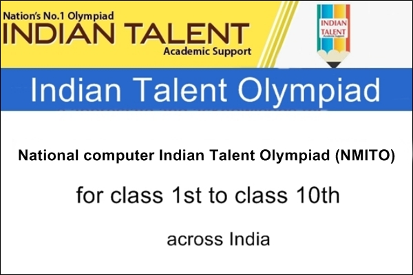 National Computer Indian Talent Olympiad (NCITO)