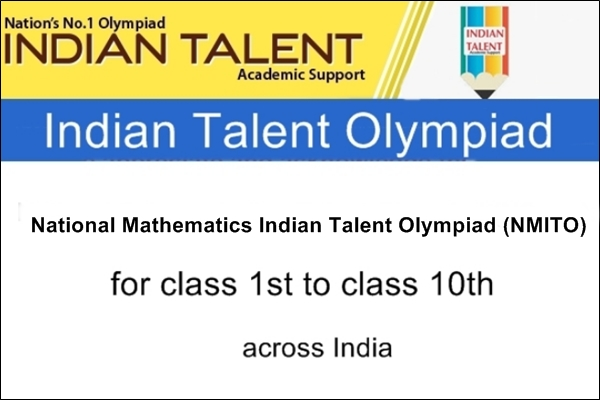 National Mathematics Indian Talent Olympiad (NMITO)