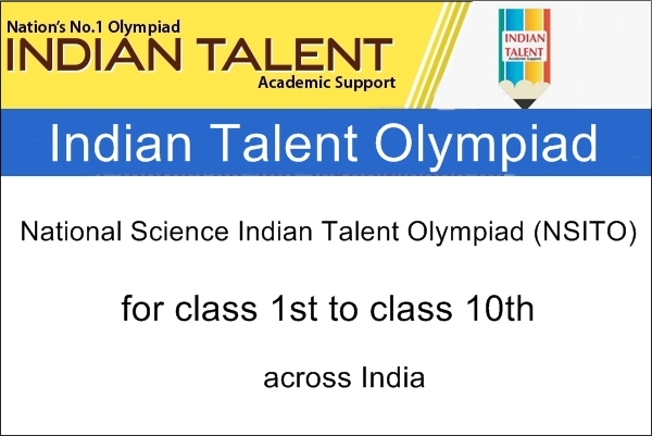 National Science Indian Talent Olympiad (NSITO)