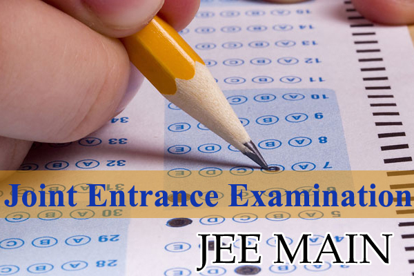 Image result for Joint Entrance Examination (JEE) Main: