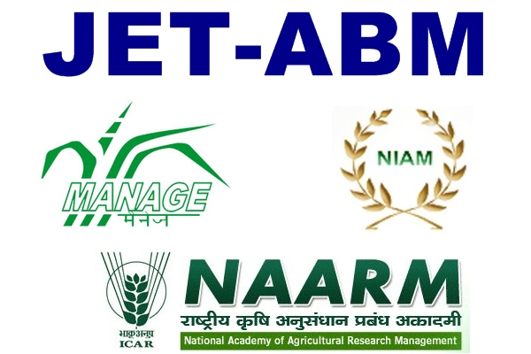 Joint Entrance Test for Agribusiness Management (JET-ABM)