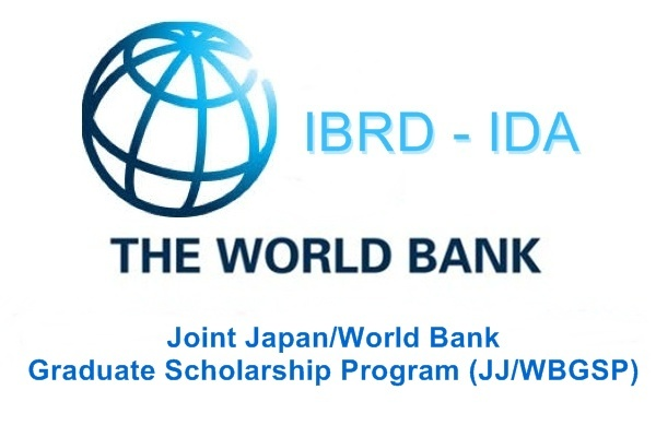 Joint Japan World Bank Graduate Scholarship Program