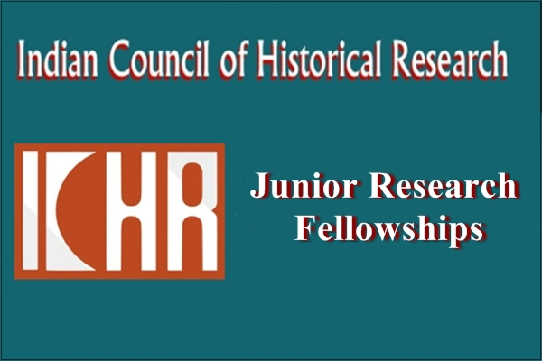 Indian Council of Historical Research Junior Research Fellowships