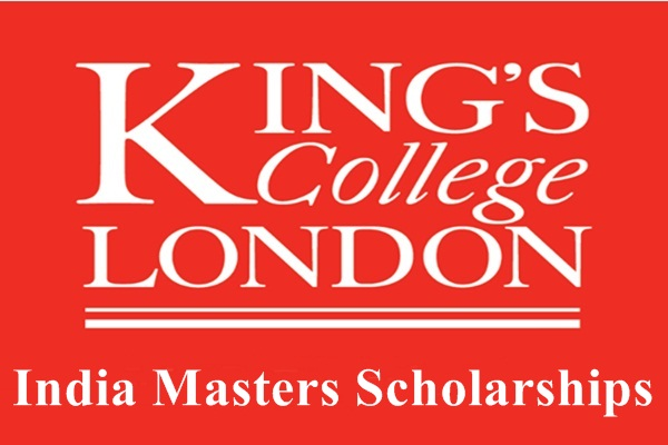 India Masters Scholarships at Kings College London in UK