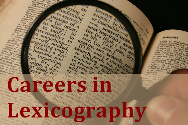 lexicography careers