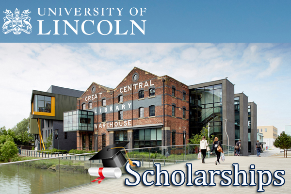 University of Lincoln Academic Excellence Scholarship