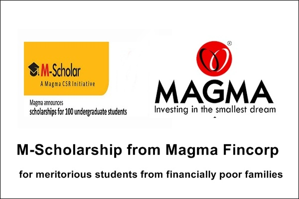 M-Scholarship from Magma Fincorp