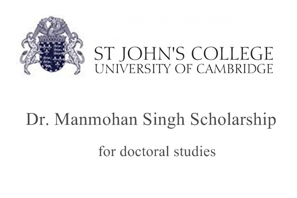 dr manmohan singh scholarships 2018 for doctoral studies