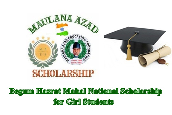 Maulana Azad National Scholarship for Minority Girls