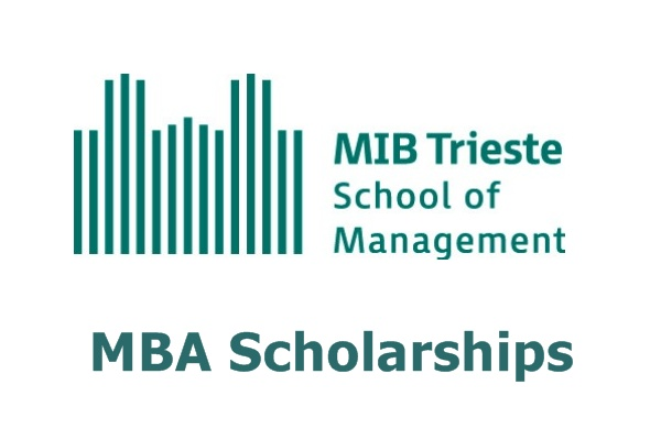 MIB Trieste School of Management MBA Scholarship